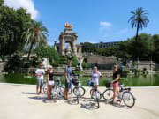 Best of Barcelona Bike Tour