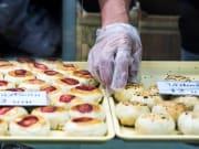 Bangkok Chinatown pastries
