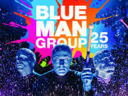 Blue Man Group 25th 5x7 crop