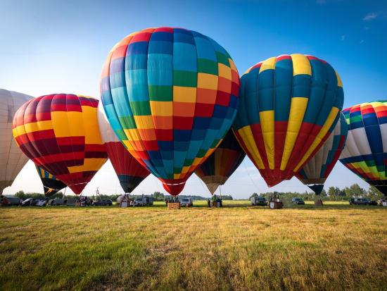 Hot Air Cairns - Review of Hot Air Balloon Cairns, Cairns ...