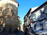 Spain alleys