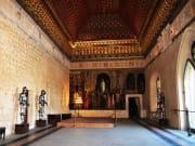Spain Alcázar of Segovia