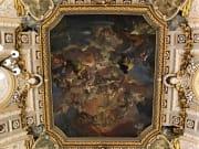 royal palace frescoes