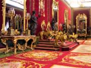 madrid palace throne room