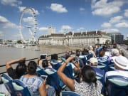 London Eye, Passengers on board, Cruise