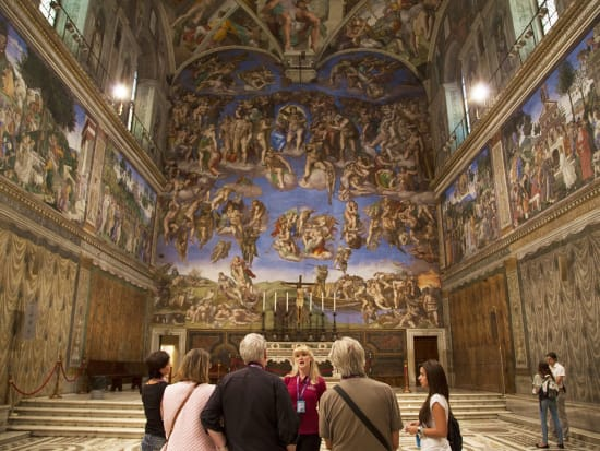after hours vatican museums night tour with sistine chapel access