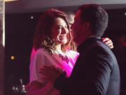 USA_Boston_Dinner Cruise_Dance Couple
