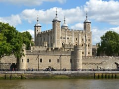 Tower of London Ticket England UK White Tower
