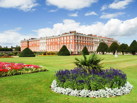 Hampton Court Palace and Gardens: London Pre-booked Ticket, London ...