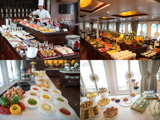 Halong-Restaurant -Breakfast-Buffet-tile