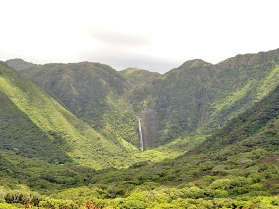 Hawaii_Maui_Hidden Waterfall