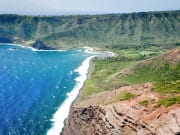 Hawaii_Maui_Beach and Cliff