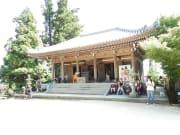 プランの魅力2番-弥山本堂