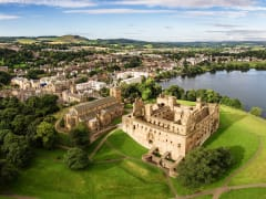 Scotland_Linlithgow Palace _shutterstock_464651927