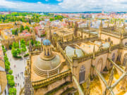 City view of Sevilla_shutterstock_591423479