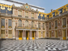 France_Paris_ Palace_of_Versailles_Grand_Entrance
