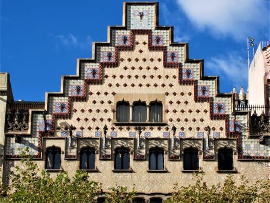 Spain, Barcelona, Casa Amatller