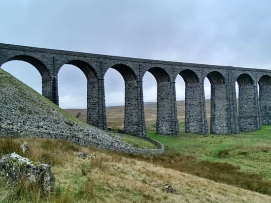 Settle to Carlisle Railway Viaduct