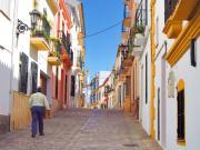 Streets of Ronda, Spanish Moor town_shutterstock_243026767