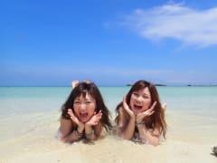 幻の島上陸ツアー 泳がなくても参加OK! 星空ペンライトフォト付きプランもあり<当日12時まで予約可/市...