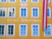 Mozarts Geburtshaus, Mozart's birthplace, Wolfgang
