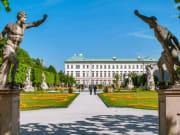Mirabellgarten, Mirabell Palace, Gardens, austria