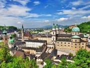 Austria, Salzburg, Cityscape, skyline