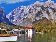 Konigssee, Germany, Berchtesgaden, Bavarian Alps