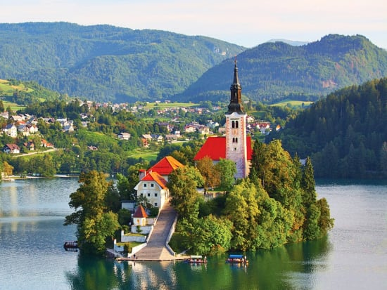 Lake Bled And Bled Island Private Tour From Ljubljana