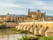 Cordoba_Mezquite with Roman bridge_shutterstock_742068517