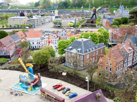 Netherlands_The Hague_Madurodam_miniature_shutterstock_66596413