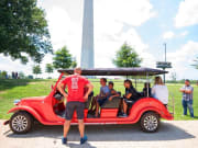 USA_Washington DC_Sightseeing Tour by Red Roadster