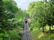 penang hill funicular