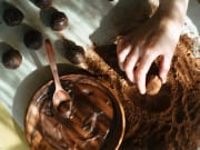 Chocolate making at Hunter Valley