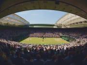 Wimbledon match