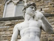 david, statue, sculpture, Michelangelo
