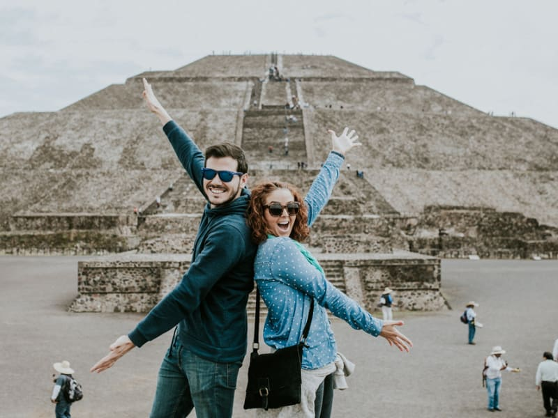 Mexico City Guadalupe Shrine And Teotihuacan Pyramids Full Day Guided Tour Tours Activities Fun Things To Do In Mexico City Mexico Veltra