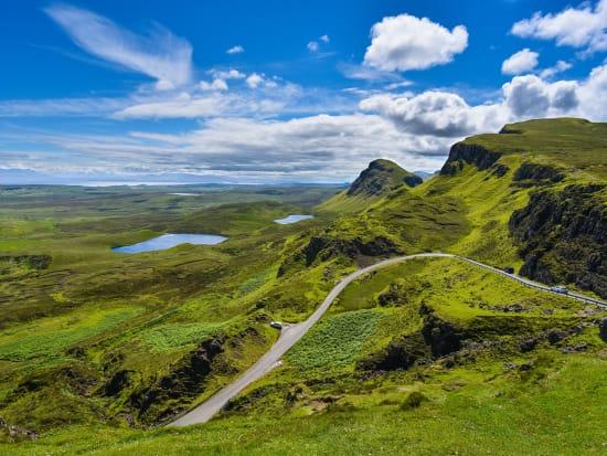 スコットランド ハイランドの景色堪能&ウイスキー蒸溜所ツアー<貸切 ...