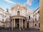 Santa Maria della Pace, Rome, Italy