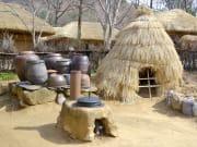 Korean folk village tour