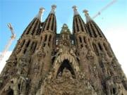 spain, barcelona, sagrada, familia, gaudi, unesco
