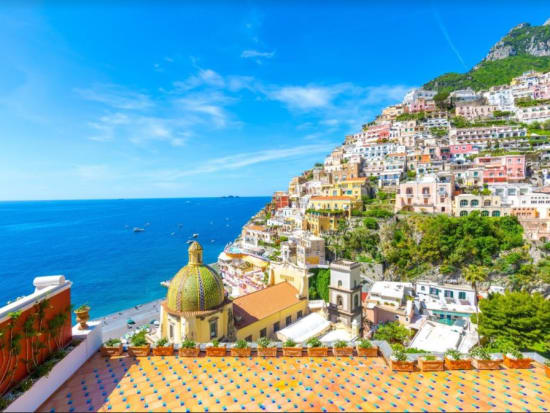 pompeii and amalfi coast day trip from naples with lunch naples
