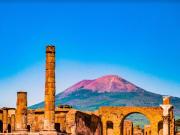 Pompeii and Amalfi Tour from Naples