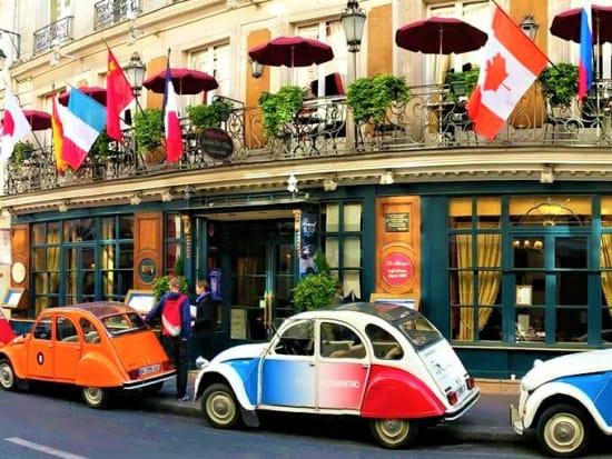 Paris Tour by 2CV