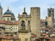 Italy, Bergamo, Medieval, Architecture, Lombardy