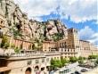 spain, catalonia, montserrat, monastery