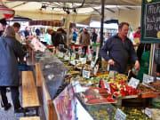 Viktualienmarkt Bavarian Food Market, Munich
