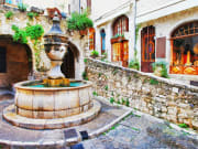 Saint Paul de Vence, Town, France