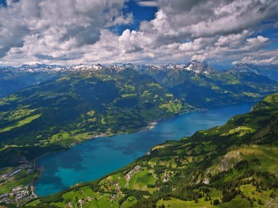 Switzerland_Lake Walen