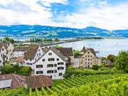 Switzerland_Lake-Zuerich_Rapperswil